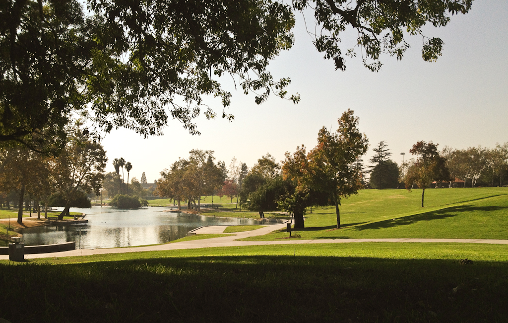 Fact of the Week: discover popular parks near campus