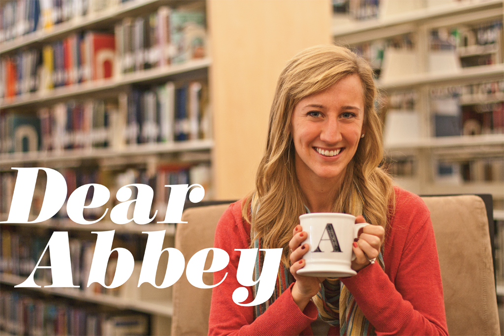 Dear Abbey: advice on reconciliation, relationships and eating habits