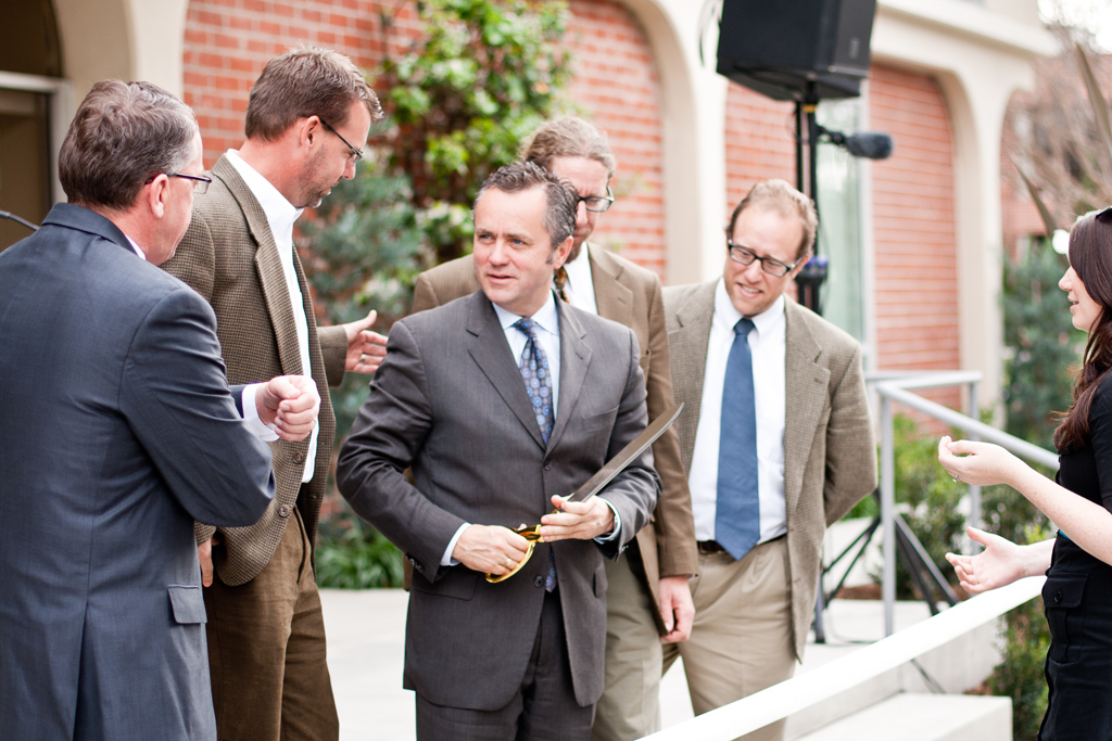 Biola dedicates Center for Christian Thought