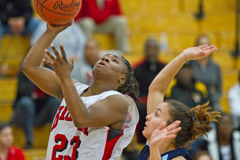 Charrise Reece career at Biola ends in fine fashion