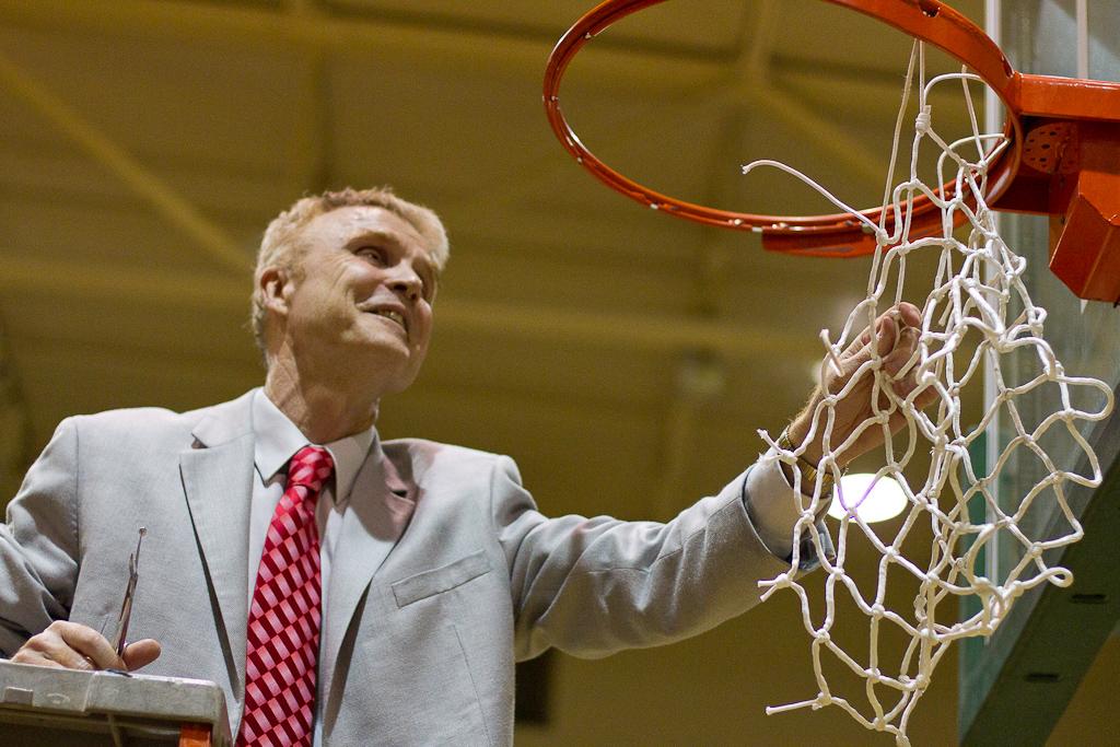 Men's basketball wins GSAC title