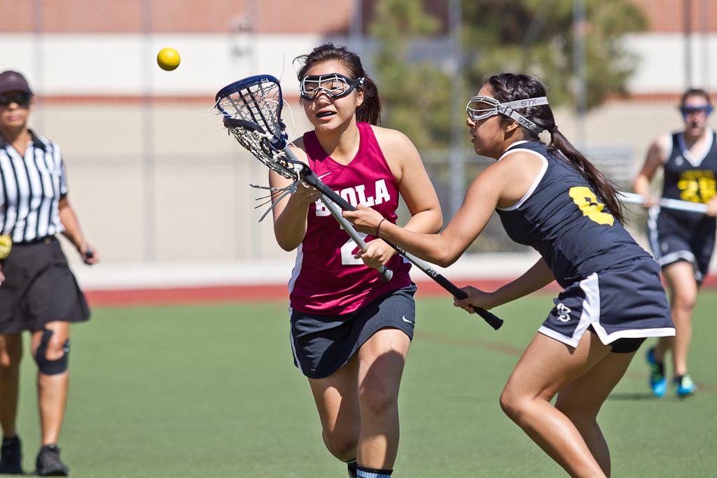 Women's lacrosse loses to undermanned Long Beach