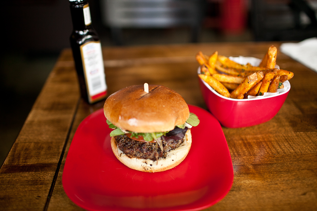 Burger Quest: G Burger praised for gourmet burgers