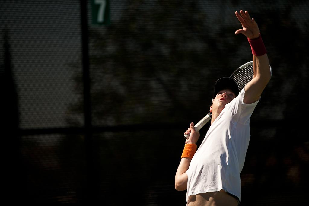 Tennis loses to Azusa Pacific