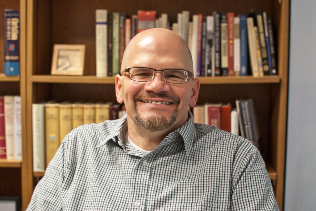 Faculty Column: engaging the body in spiritual discipline