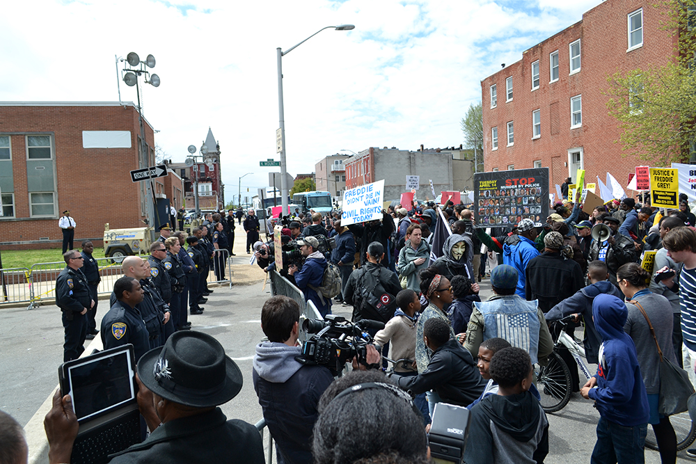 Between the lines of the Baltimore riots