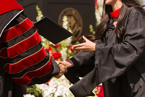 Graduation changes bring new design