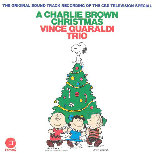 Vince Guaraldi brings jazz to Christmas music