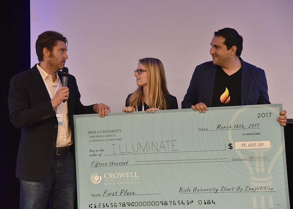 Judges illuminate business winners
