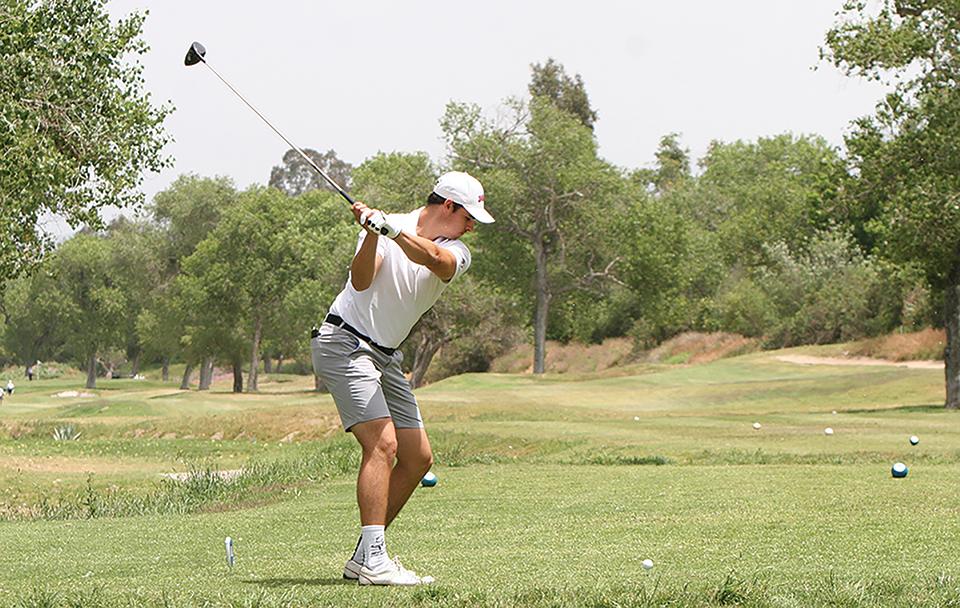 Tough courses test Biola golf