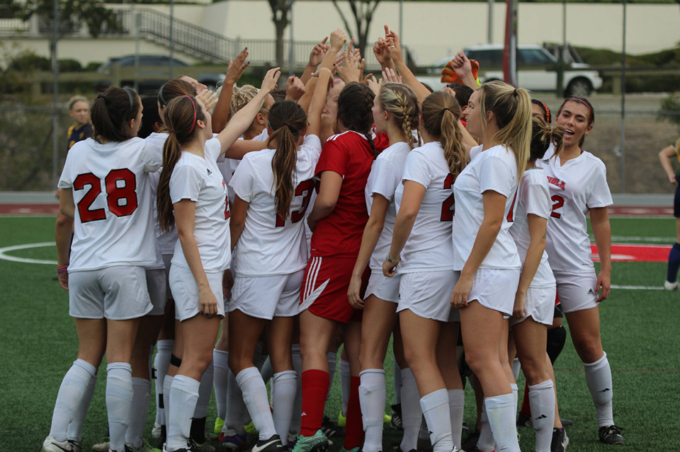 Women's soccer ramps up for Division II