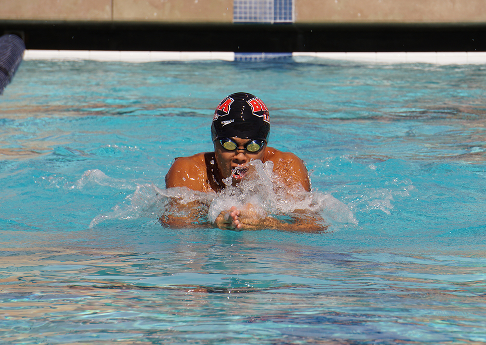 Swim gets a boost for NCAA