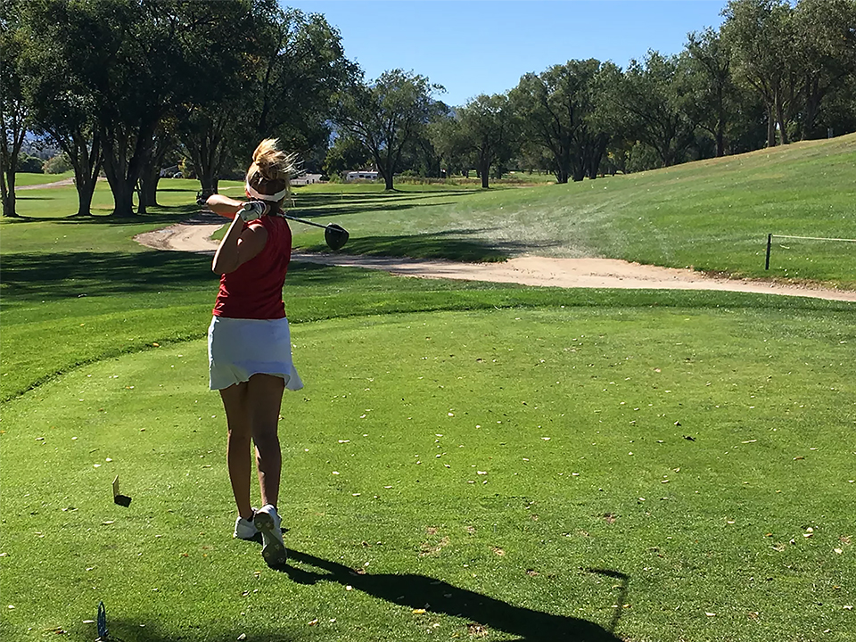 Women's golf records firsts in Arizona
