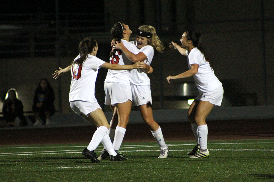 Women's soccer adjusts to new challenges
