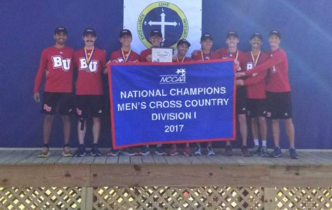 Men's cross country wins NCCAA championship