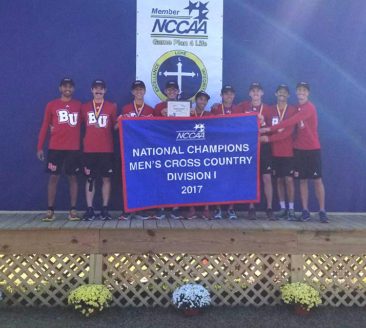 At+the+National+Christian+College+Athletic+Association+National+Championships+at+Choctaw+Trails+the+men%27s+cross+country+team+placed+first.