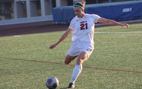 Chimes Athlete of the Week: Women's soccer's Cat Newberry