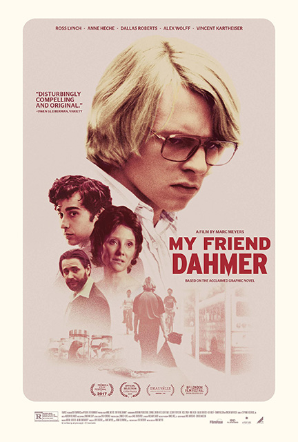 The+movie+poster+for+%22My+Friend+Dahmer%2C%22+written+by+one+of+Dahmer%27s+friends.++