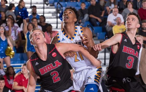 Men's basketball partakes of Pacwest