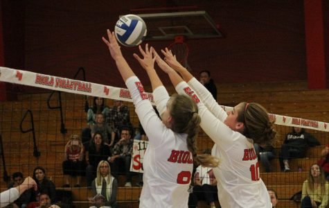 Volleyball claims thrilling win over CUI