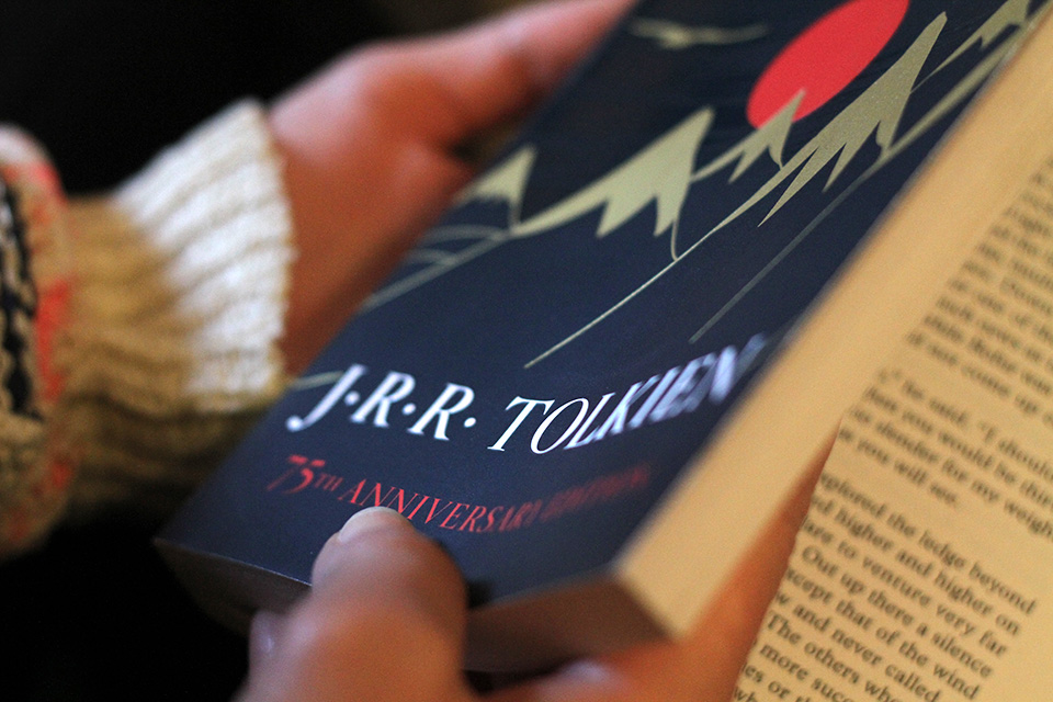 """Tolkien's newest release to the United States is """"Aotrou and Itroun."""""""