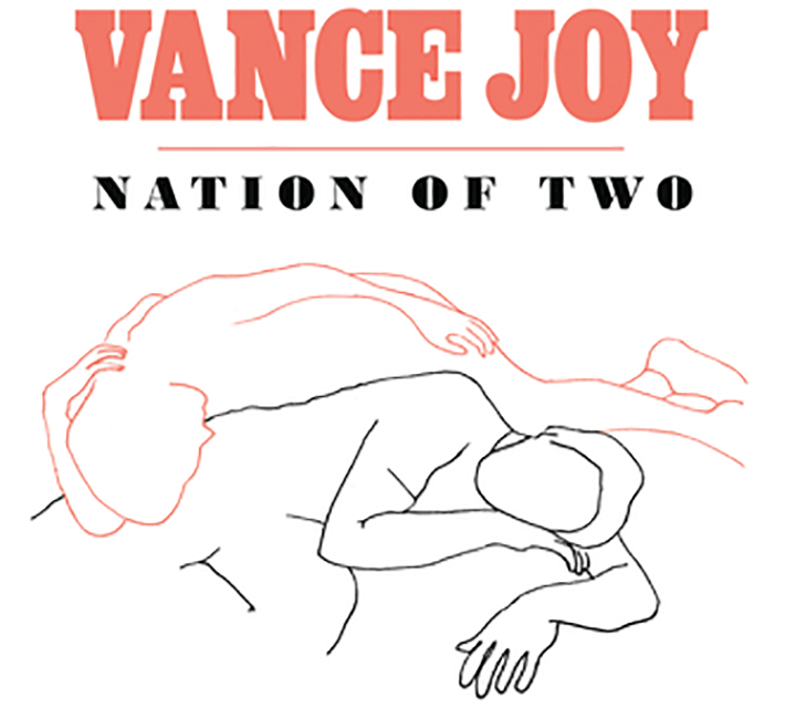 Vance+Joy%27s+newest+album+%22Nation+of+Two.%22