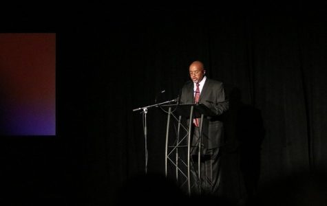 MLK Day chapel focuses on the topic of love