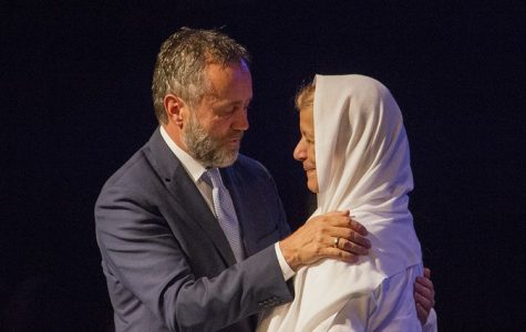 """Mother Teresa of Cairo"" receives award at Missions Conference"