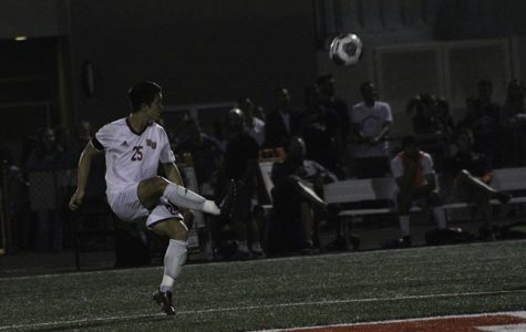 Men's soccer reloads and prepares to rebound