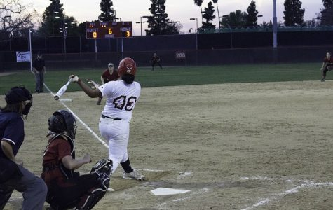 Softball steamrolls Marymount