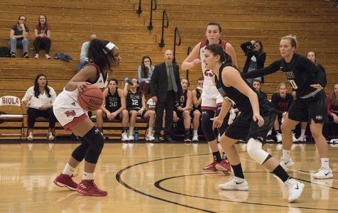 WBB runs into trouble in paradise