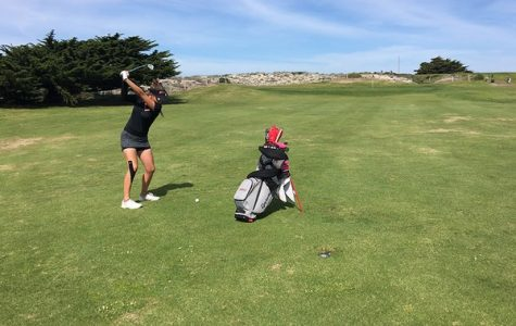 Women's golf finish third in PacWest