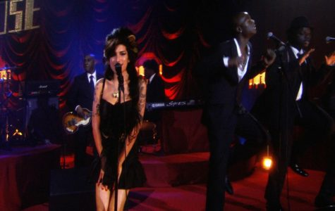 Winehouse Dominates Grammys From Afar