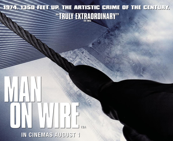 """""""Man on Wire"""" worth the time"""