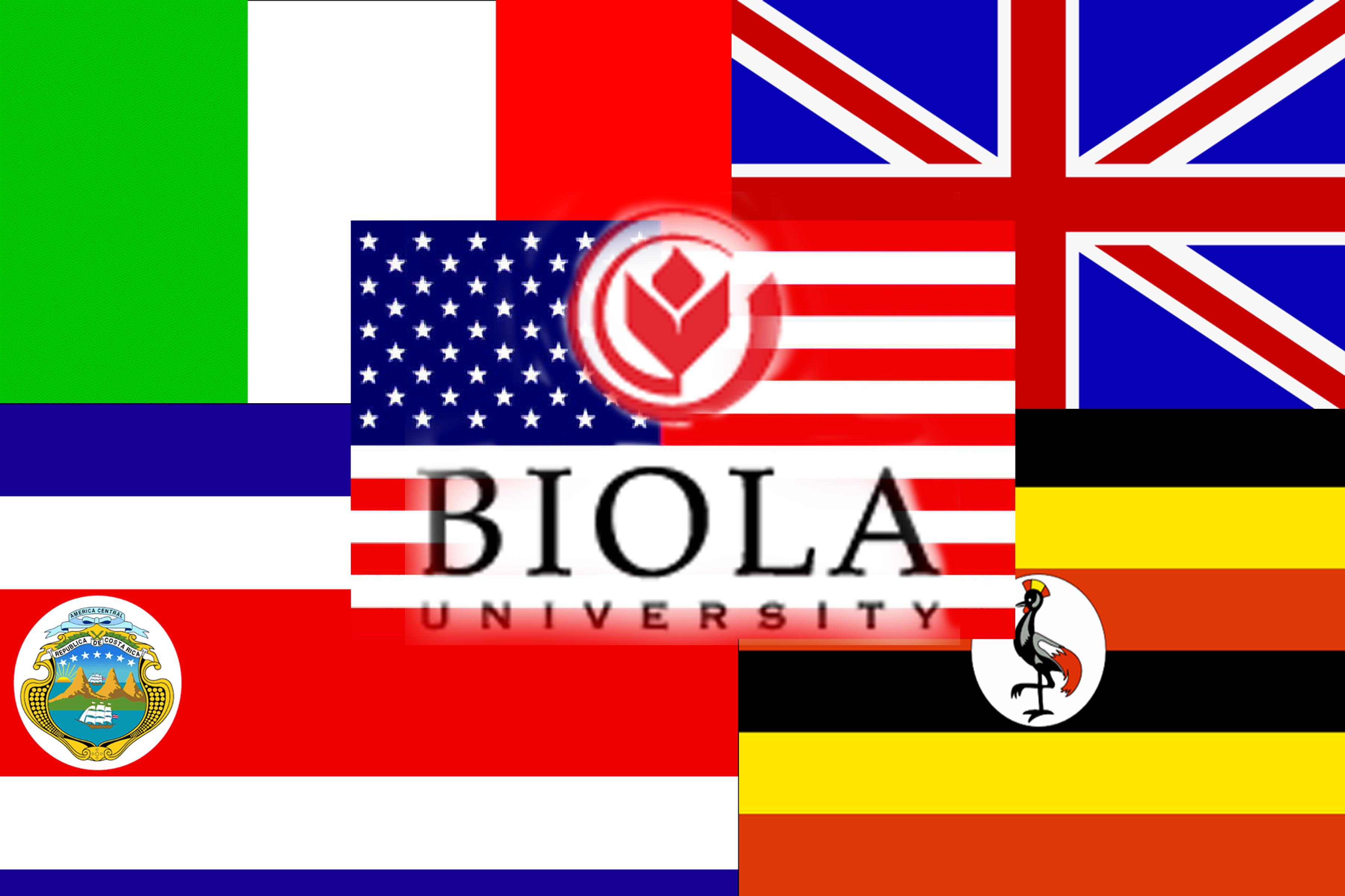 Biola University offers a wide variety of study abroad programs that many students take advantage of.