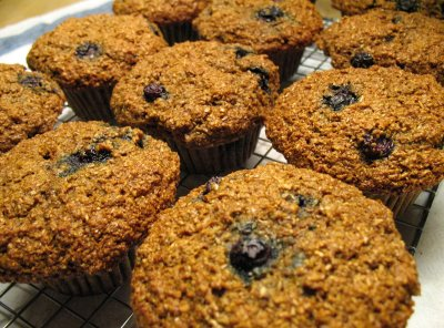 As the summer months come to a close,  fall snacks are reappearing in popularity.  Bran muffins are an easy and quick option to snacking throughout the week.