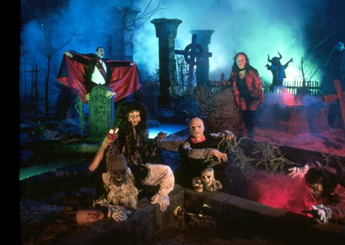 Knott's Berry Farm brings the 36th annual Knott's Scary Farm this year starting Sept. 25.  The park showcases the world's first, largest, and most famous theme park Halloween live experience event.
