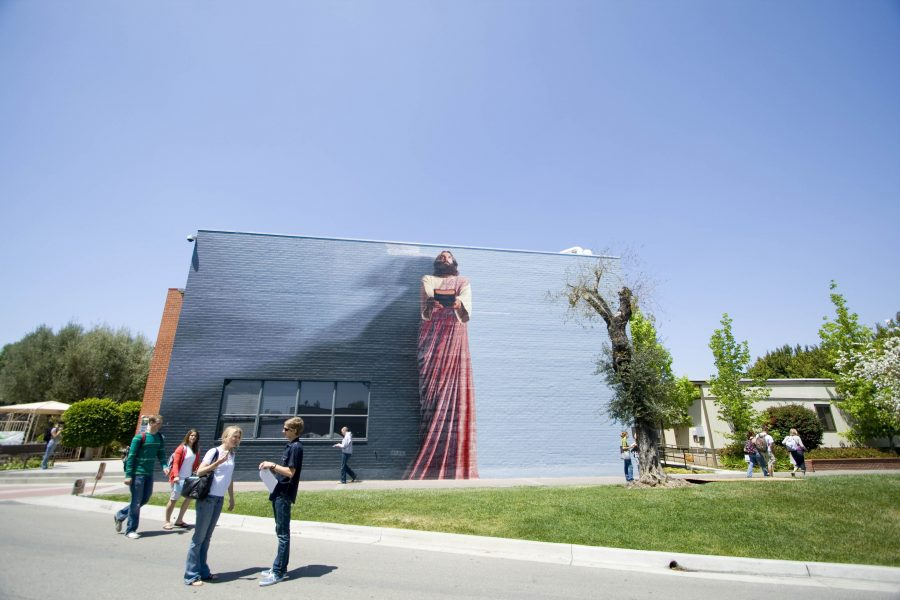 Tuesday April 21, Biola faulty met for a second time in order to further the discussion on the issues surrounding the Jesus mural. They will be meeting next week to close the issue and come to a final decision. Photo by Mike Villa