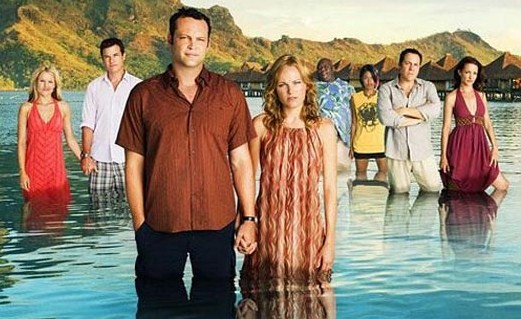 Couples Retreat loses its underlying positive message about marriage fidelity in a sea of unneeded sex scenes and crude jokes.