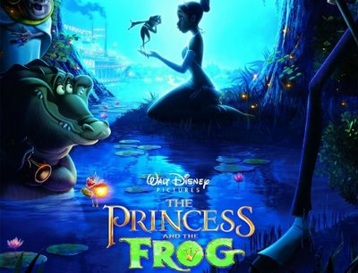 """""""The Princess and the Frog"""" recalls previous Disney films (and other films like """"Shrek"""") as it maintains a typical """"be true to yourself"""" message on top of a love-over-money theme."""