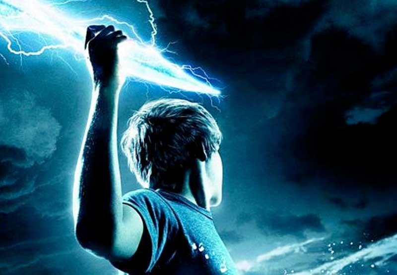 Percy Jackson and the Olympians: The Lightning Thief fails to do more than fall in place with a long line of childrens books adapted for the big screen.