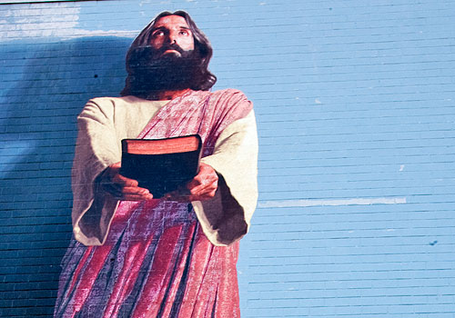 The week of April 19 was dedicated to discussions about the Jesus Mural, which has been the subject of controversy for more than a decade. | LINDSEY MINERVA / The Chimes
