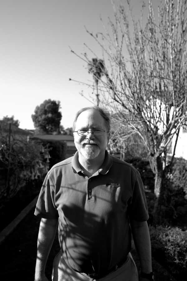 Jim Mohler, a beloved Biola professor, passed away this week due to brain cancer.