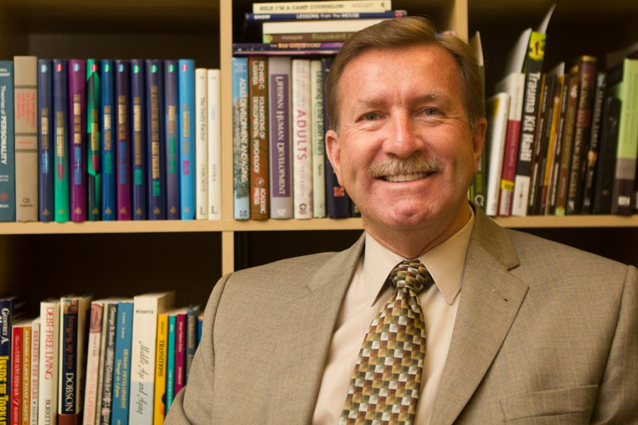 After 27 years, vice provost of academic development and effectiveness, Michael Anthony is resigning from his position to take on the role of president and CEO of Hume Ministries. | Job Ang/THE CHIMES