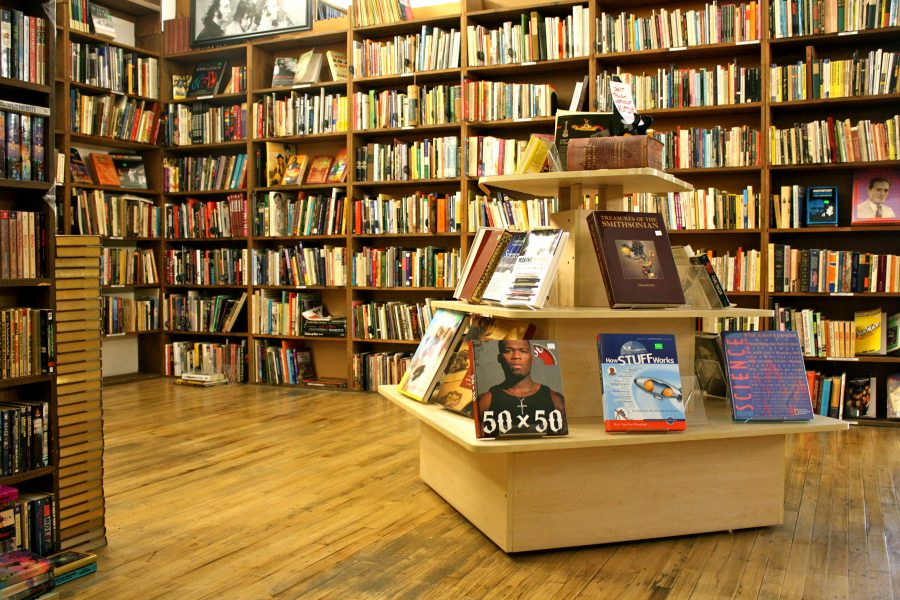 Half Off Books buys back books, including text books. | Amber Amaya/THE CHIMES