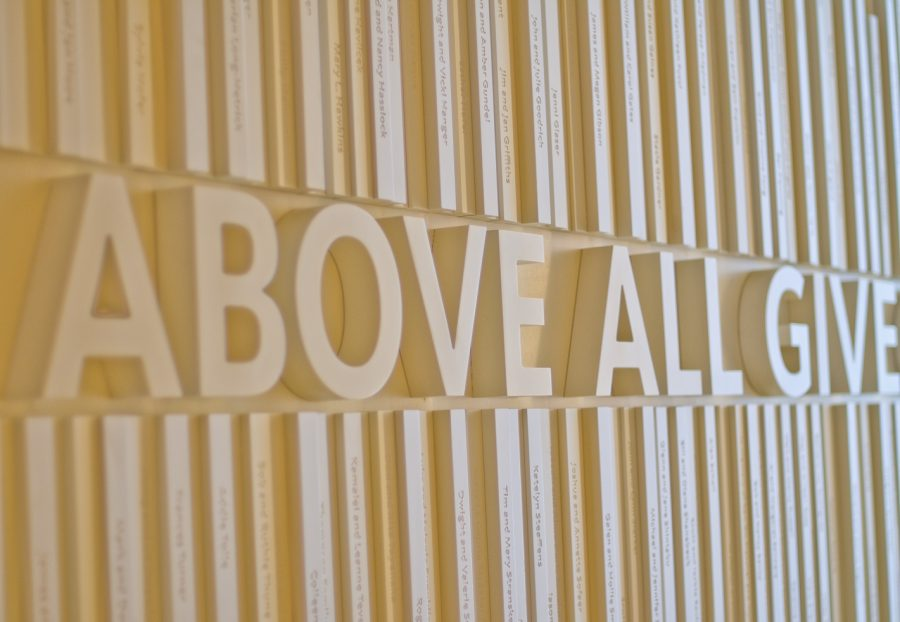 Much of the new Talbot building was funded by Biola alumni. Their donations have been an asset to the Biola community. | Jessica Lindner/THE CHIMES