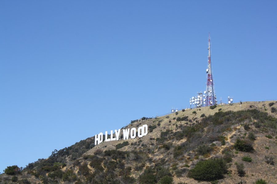 Snap a picture of the Hollywood Sign early on in the hike because the letters are too big to fit in one picture at the top. | Amy Seed/THE CHIMES