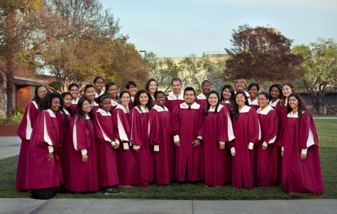 Choirs present gospel music as art at annual Gospel Fest
