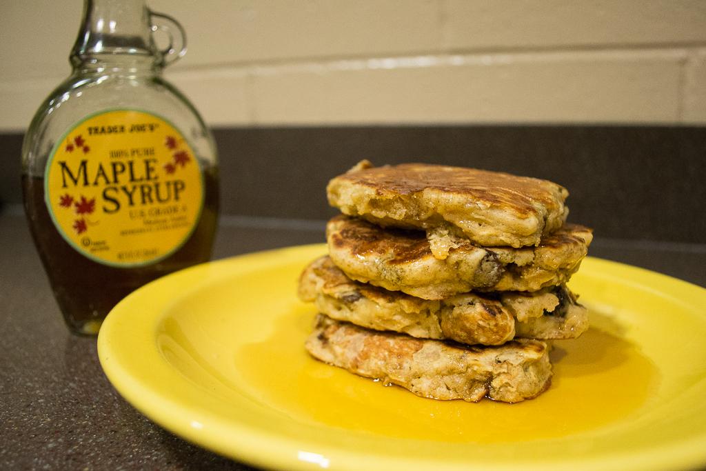 A creative, tasty twist on pancakes