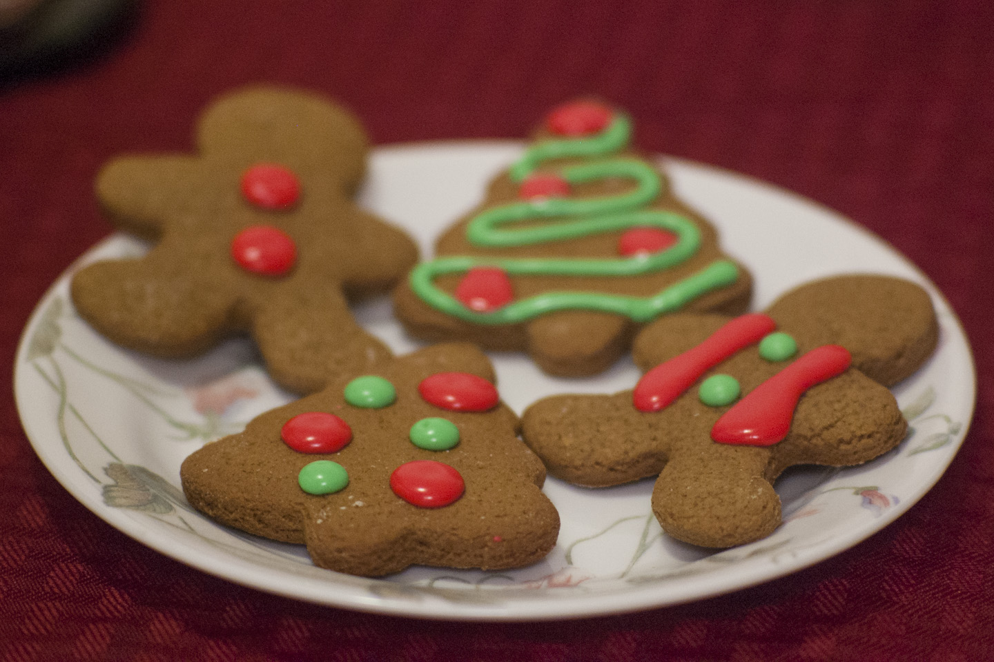 Spice up Christmas with gingerbread